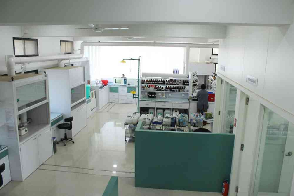 Microbiological lab 1