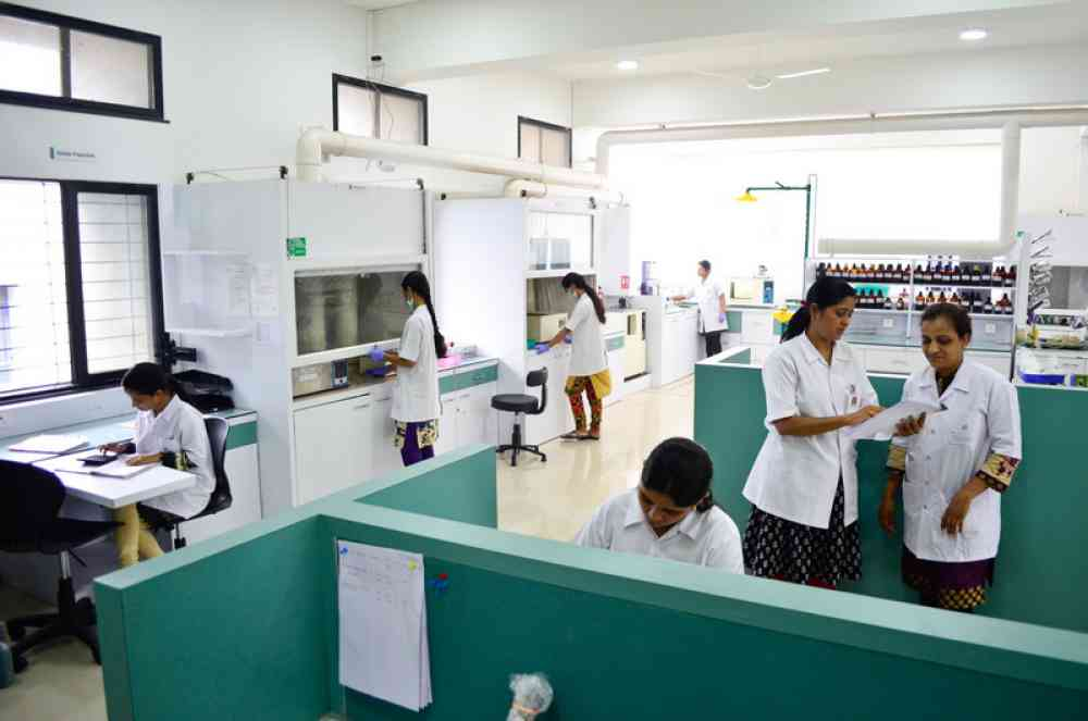 Lab in pune,India