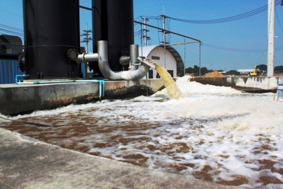 wastewater treatment companies in pune