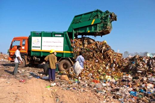 municipal solid waste management in pune